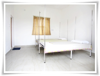 Arhanta Yoga School India Accommodation