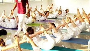 Yoga Teacher Training India 200 hour