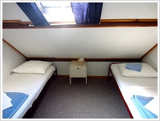 Ashram Netherlands double room
