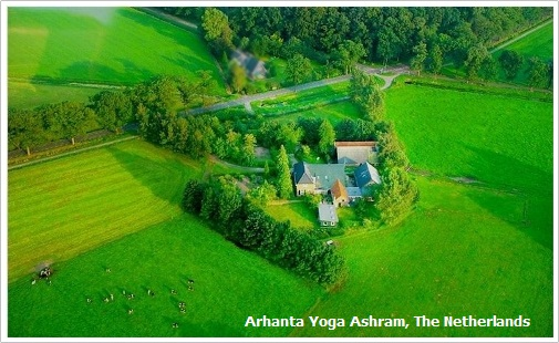 Arhanta Yoga Ashram Europe, Netherlands