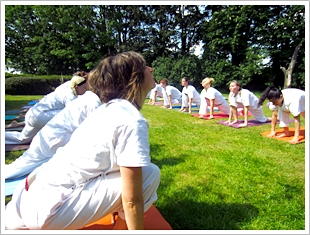 Hatha Yoga teacher training Europe 2016