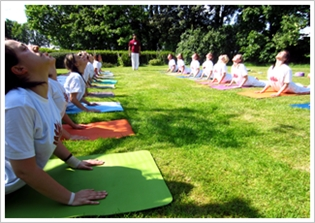 Yoga Refresher Course Netherlands