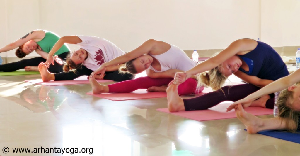 What Is Hatha Yoga Arhanta Yoga Ashram